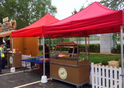 Indoor Outdoor Event Mobile Catering Units Ireland